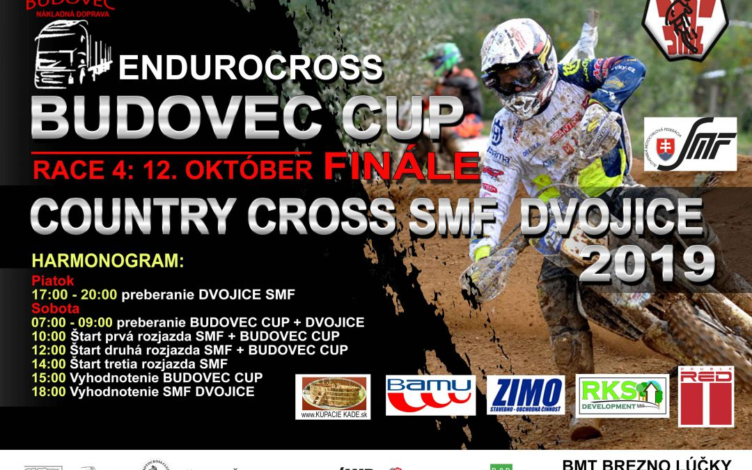BUDOVEC CUP FINAL RACE + Championship of Slovakia